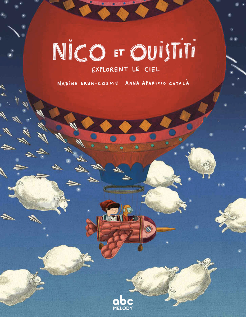 Nico et Ouistiti explorent le ciel / Nico and Ouistiti explore the sky