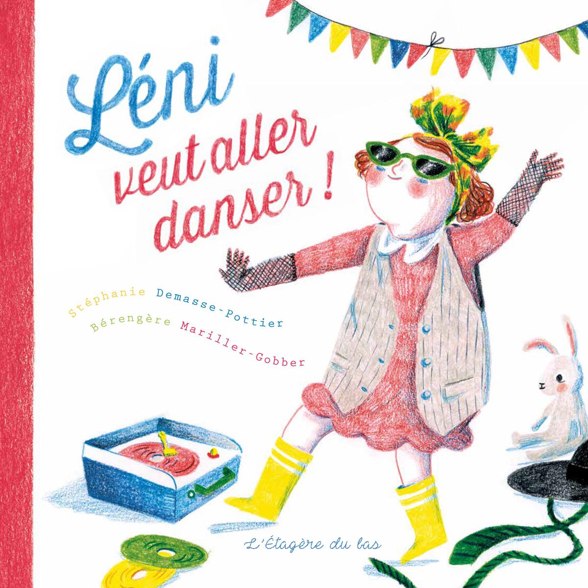 LENI VEUT ALLER DANSER / LENI WANTS TO GO DANSING!