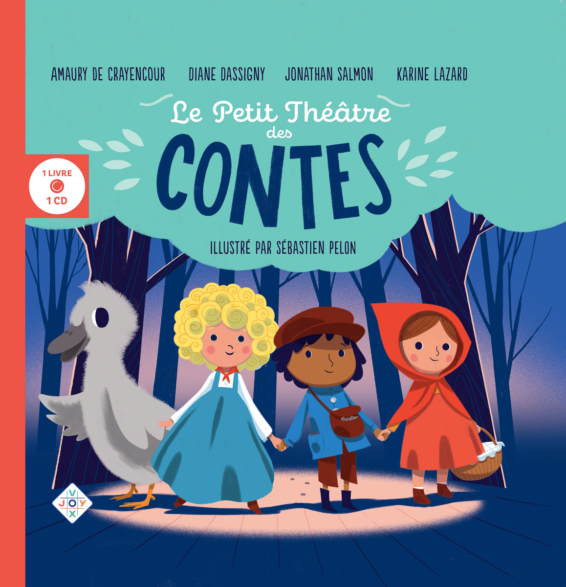 LE PETIT THEATRE DES CONTES / THE LITTLE THEATRE OF TALES