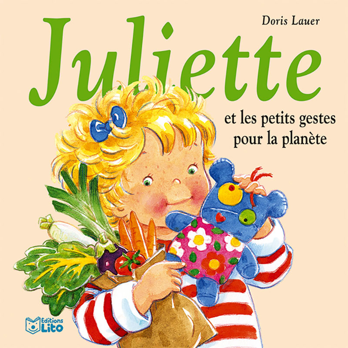 JULIETTE, Petits gestes pour la planète/ JULIET'S TIPS FOR THE PLANET
