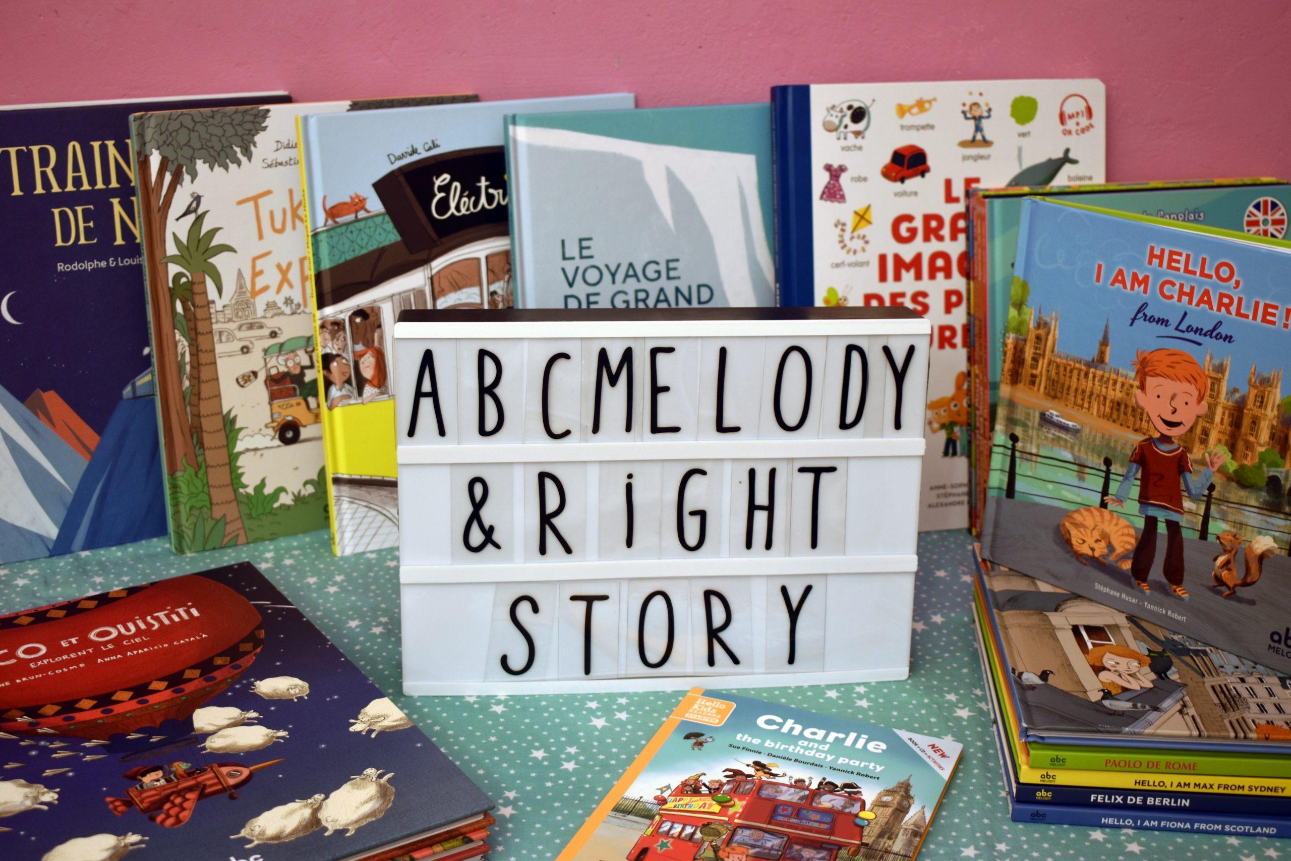 Abc Melody & Right Story