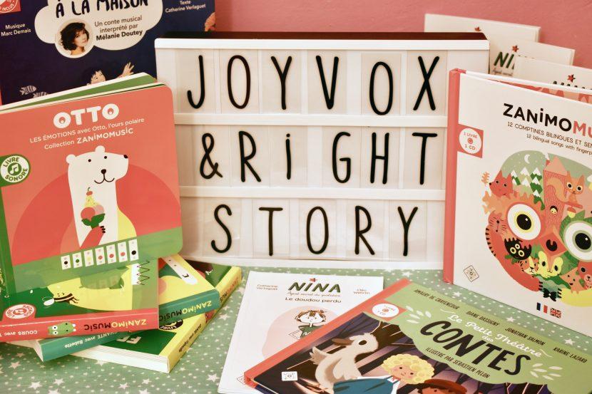 Joyvox & Right Story