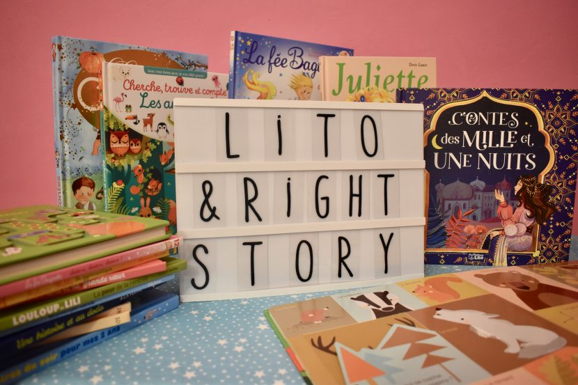 Editions Lito & Right Story