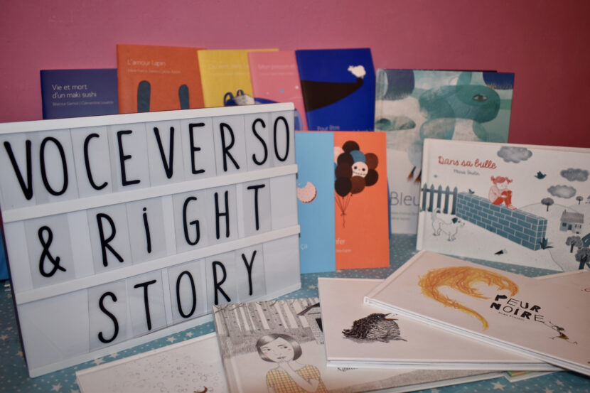 Voce Verso & Right Story